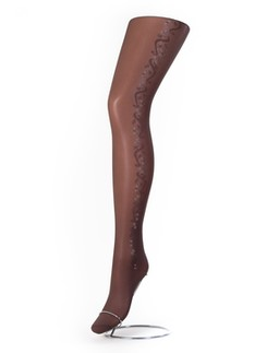 Giulia Twige 40 #14 patterend tights
