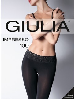 Giulia Impresso 100 microfibre hip-tights