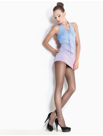 Giulia Like 15 tights caramel