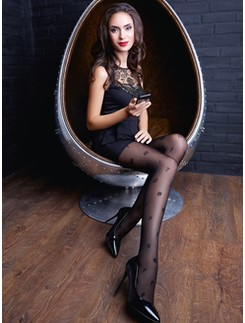 Giulia Megan 40 #5 Strumpfhose