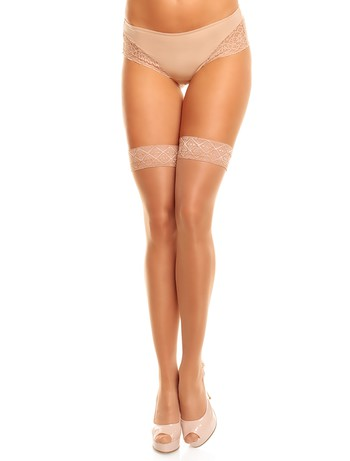 Glamory My Size Allure Shiny Hold-Ups make-up