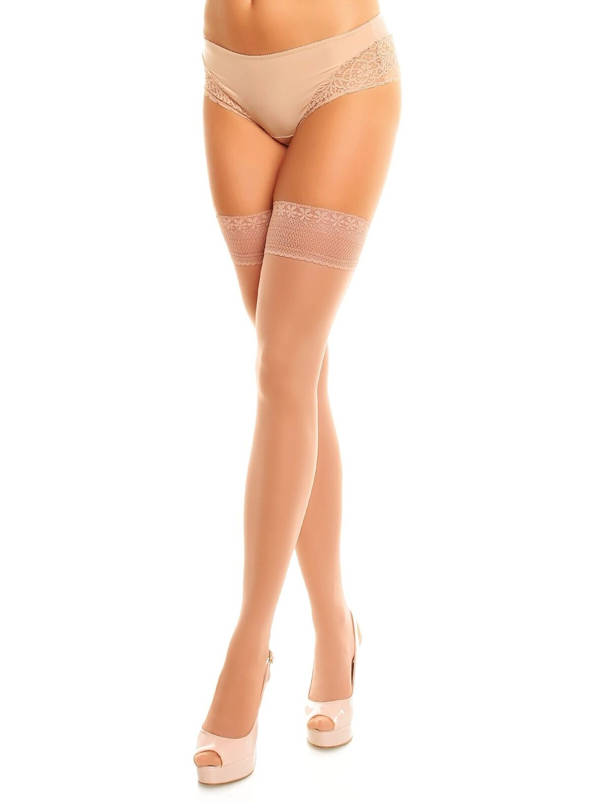 df5552e53 ... Glamory Vital 40 Support Hold-Ups teint