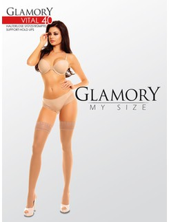 Glamory Vital 40 support Hold-ups