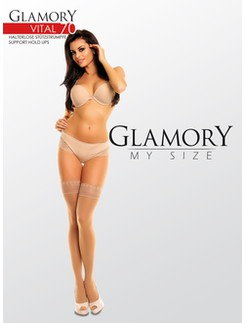 Glamory Vital 70 Compression Stockings