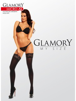 Glamory Micro 60 Opaque Stockings