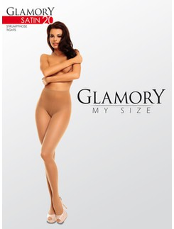 Glamory Satin 20 Tights