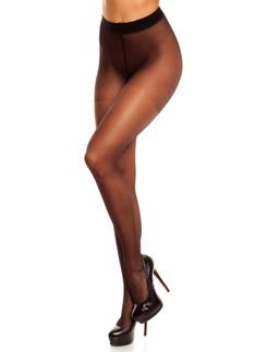 Glamory Satin 20 Plus Size Tights