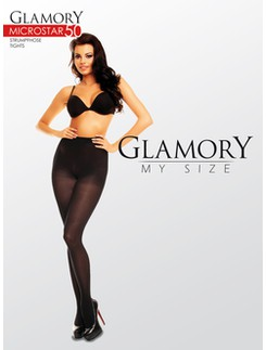 Glamory Microstar 50 Microfiber Tights