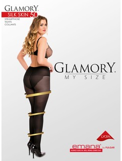 Glamory Silk Skin 50 Emana Shapewear Tights