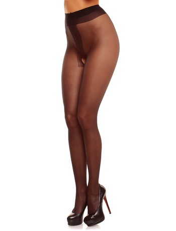 Glamory Ouvert 20 Tights black