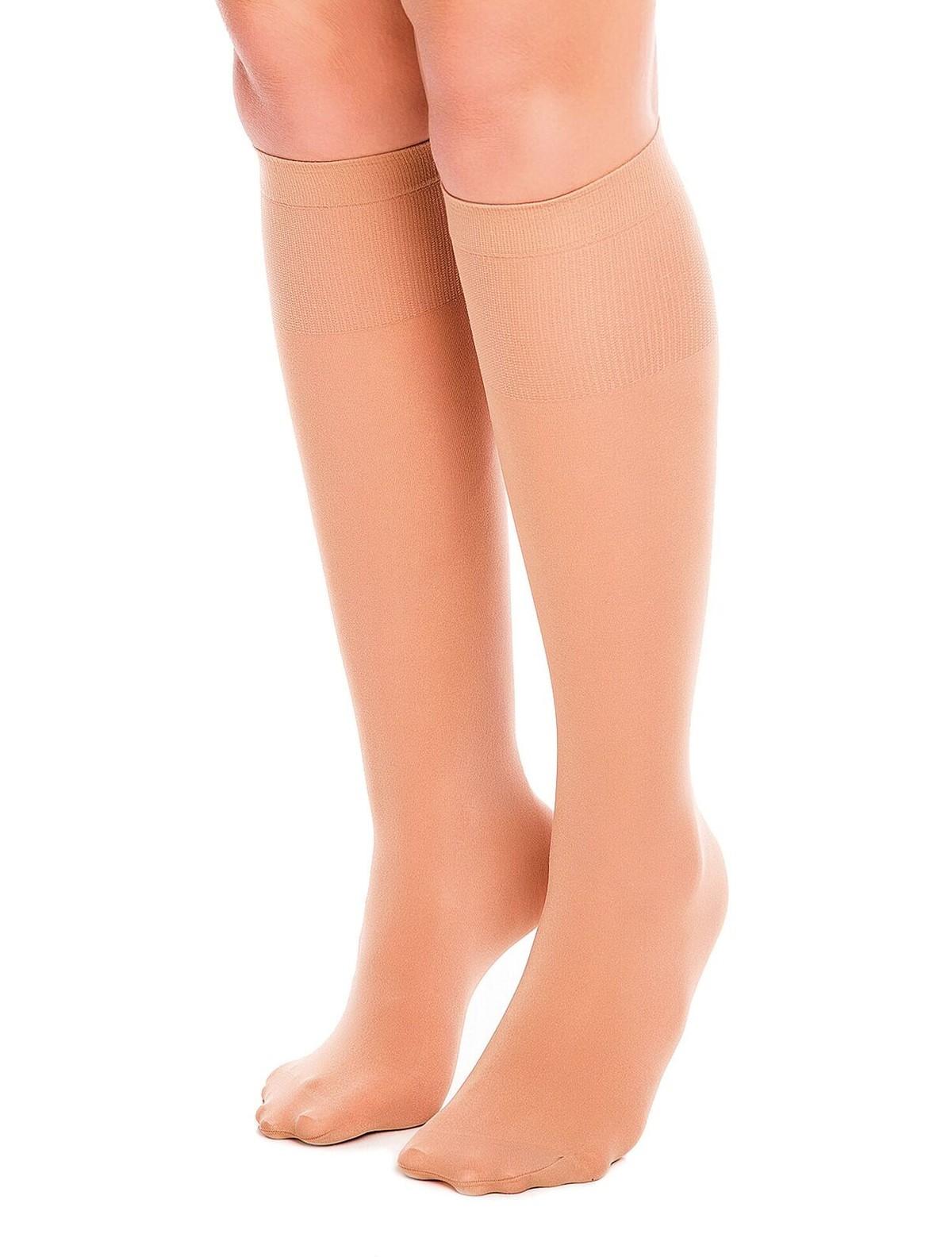 9408513909c ... Glamory Fit 50 Microfiber Knee High Socks make-up
