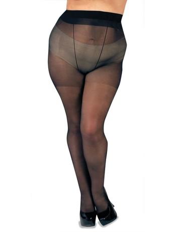 Glamory Supersize 20 tights black