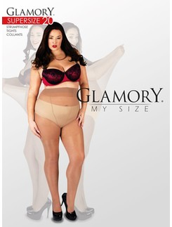 Glamory Supersize 20 tights