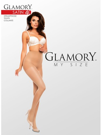 Glamory Satin 40 tights