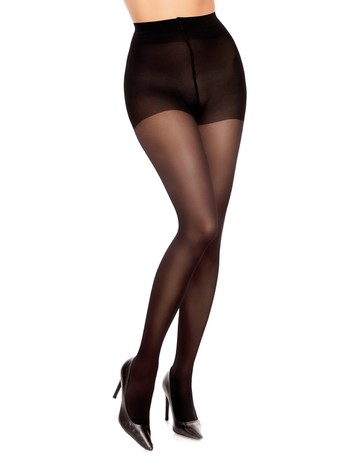 Glamory Satin 40 tights black