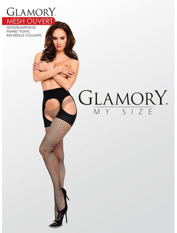 Glamory Mesh Ouvert fishnet tights