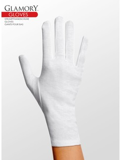 Glamory cotton gloves