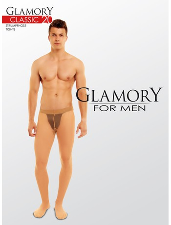 Glamory for Men Classic 20 Tights