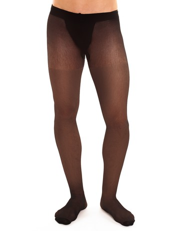 Glamory for Men Classic 20 Tights black