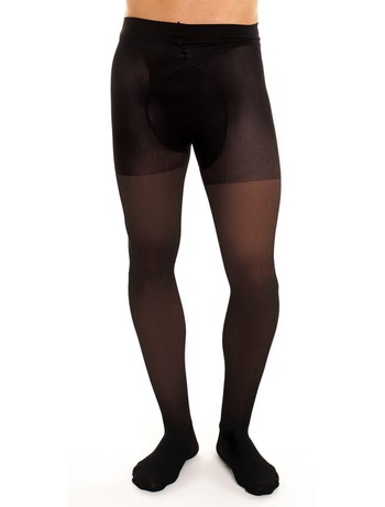 Glamory for MenSupport 70 Tights black