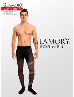 Glamory for MenSupport 70 Tights