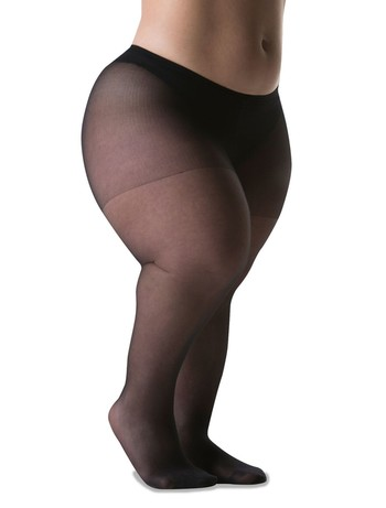 Glamory Short 20 tights black