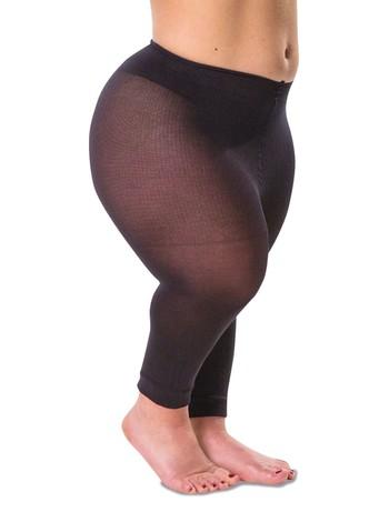 Glamory Short 80 leggings black