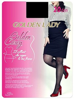Golden Lady Golden Curvy 20 sheer tights