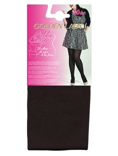 Golden Lady Golden Curvy tights