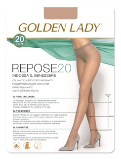 Golden Lady Repose 20 Compression Tights