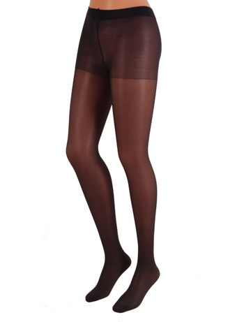 Golden Lady Repose 40 support tights blu