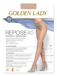 Golden Lady Repose 40 support tights