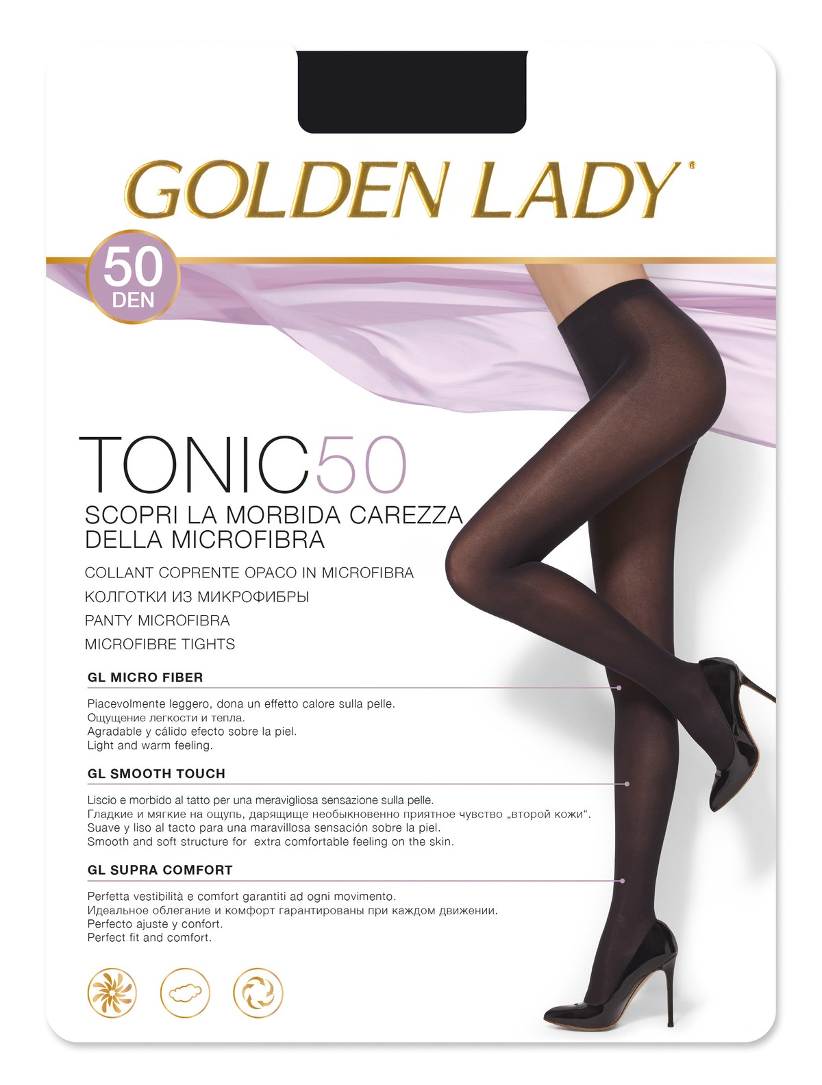 35085b9ec Golden Lady Tonic 50 pantyhose
