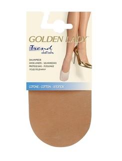 Golden Lady Salvapiede Cotton Shoeliner