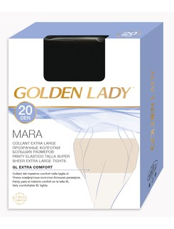 Golden Lady Mara 20 Tights XL