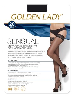 Golden Lady Sensual Stockings
