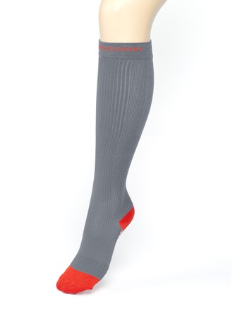 Compressana Sport Strong Compression Knee High Socks anthracite
