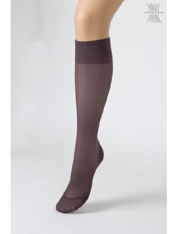 Compressana Calypso 70 Medium Compress Knee High Socks romance