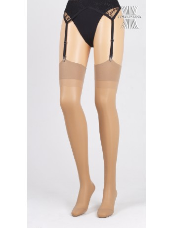 Compressana Calypso 70 Suspender Stocking silk