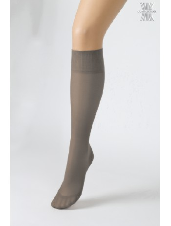 Compressana Calypso Knee High Socks fumo