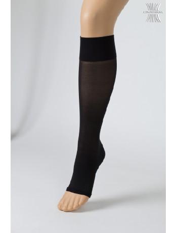Compressana Calypso 140 Compression Knee High Socks black