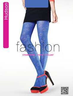 Hudson Fashion Star Net Tights