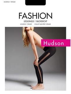 Hudson Woman Agitative Cut Leggings Laser-Cut Effekt