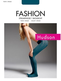Hudson Graphic Rectangles Fine Tights