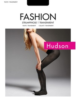 Hudson Woman Ordered Dots Tights