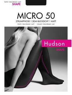 Hudson Woman Micro 50 Shape Fine Tights