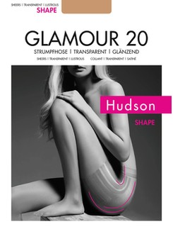 Hudson Glamour 20 Shape Sheers