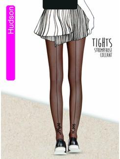 Hudson Fashion subtle temptation tights