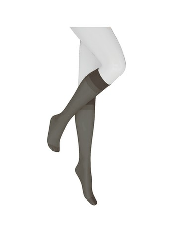 Hudson Lilly Lafina 15 Knee-highs Double Pack black