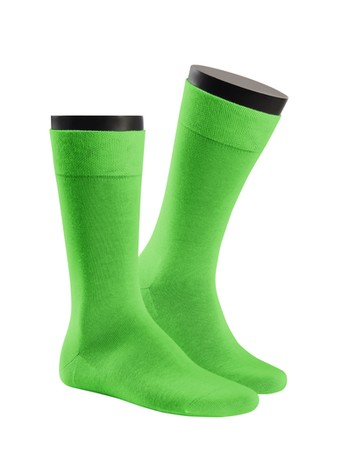 Hudson Relax Cotton Socks free of elastic threads men Green Amazon